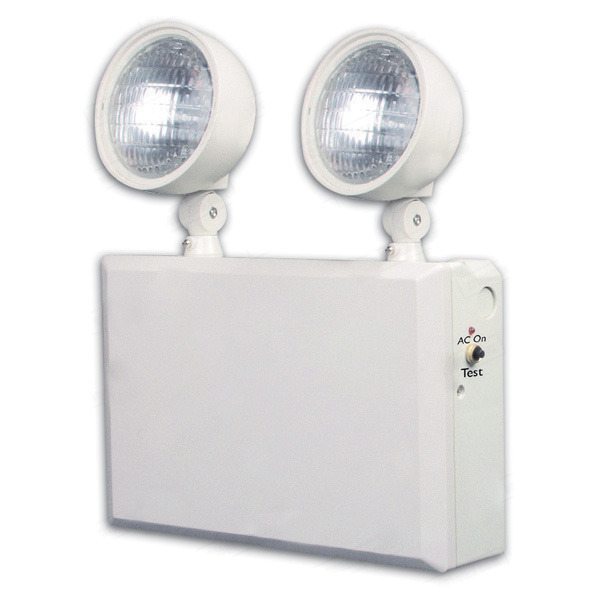 Heavy Duty Emergency Light - Tungsten Lamp Heads Image