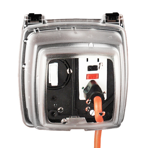 Intermatic WP1220C - Receptacle Cover Image