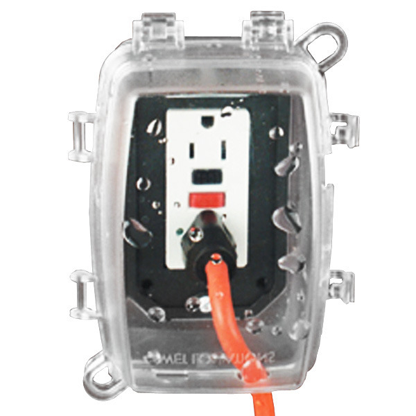 Intermatic WP1150C - Receptacle Cover Image