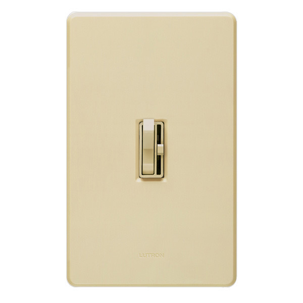 Lutron Ariadni AYLV-600P-IV - 450 Watt Max. - Magnetic Low Voltage Dimmer Image