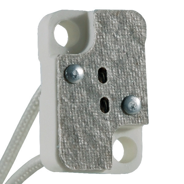 2 Pin Halogen Socket - PLT QXV1 Image
