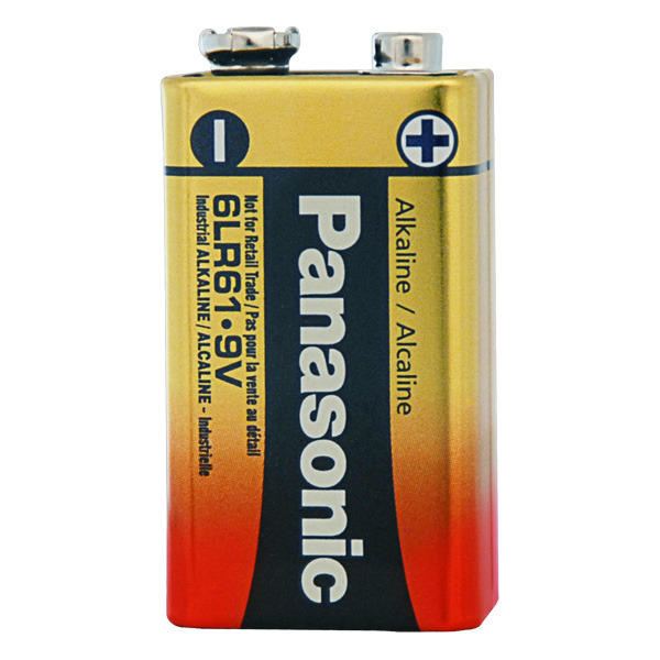 panasonic 6lr61xwa alkaline battery 9v 12 pack. Black Bedroom Furniture Sets. Home Design Ideas