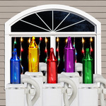 11 ft. Icicle Stringer - (50) Mini Lights - MULTI-COLOR Image