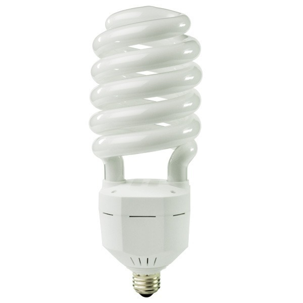 Spiral CFL - 85 Watt - 350W Equal - 5000K Full Spectrum Image