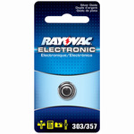 Rayovac - Silver Oxide Button Battery Image