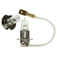 Fog Lamp - 70 Watt - T3.5 - PK22s Base - Halogen - 300 Life Hours - Automotive - 24 Volt
