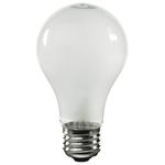 71 Watt (Replaces 75 Watt) - Frosted - A19 Image