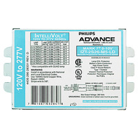 Advance Mark 7 0-10V IZT-2S26-M5-LD - (1-2) Lamp - 26 Watt CFL - 120/277 Volt - Programmed Start - 1.0 Ballast Factor - Dimming