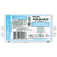 Advance SmartMate ICF-2S13-H1-LD - (2) Lamp - 10 Watt CFL - 120-277 Volt - Programmed Start - 1.0 Ballast Factor