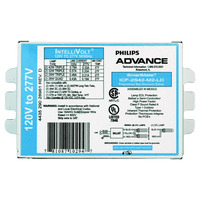Advance SmartMate ICF-2S42-M2-LD-K - (2) Lamp - 42 Watt CFL - 120/277 Volt - Programmed Start - 1.0 Ballast Factor