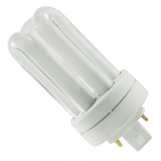 T4 CFL Compact Fluorescent Plug-in 4 Pin GX24q-1 Base
