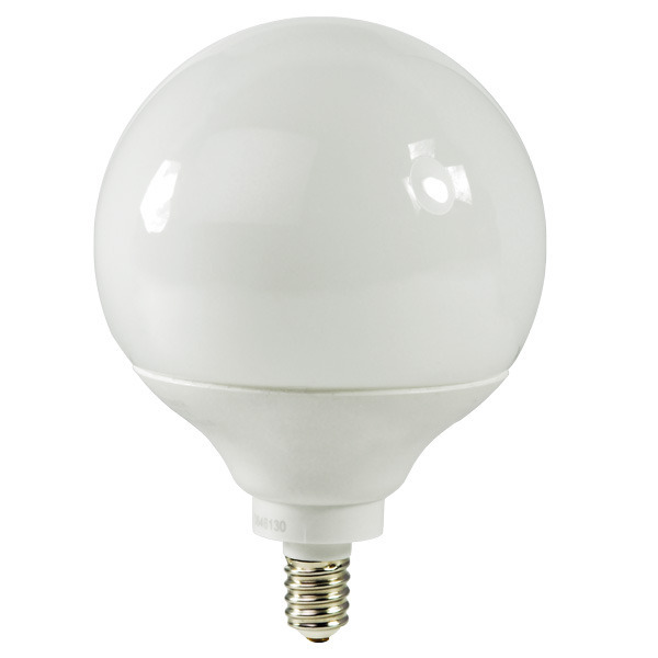 G20 CFL - 4 Watt - 25W Equal - 2700K Warm White Image