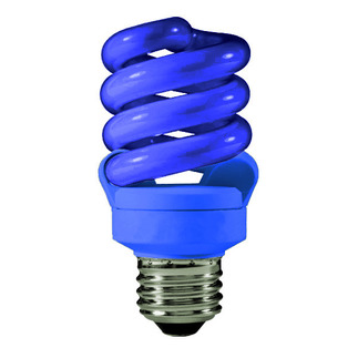 TCP 48913BL - 13W - 60W Equal - Blue Party Light - CFL