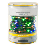 (96) LEDs - 27 ft. Lighted Length - 4 in. Bulb Spacing - MULTI-COLOR Image