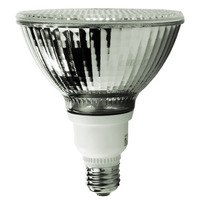 PAR38 CCFL - 8 Watt - 40W Equal - 2700K Warm White - 82 CRI - 38 Lumens per Watt - Dimmable