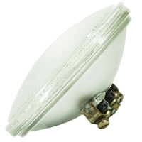 50 Watt - PAR36 - 12 Volt - Wide Flood - Halogen Light Bulb - 4,000 Life Hours - 1,400 Candlepower