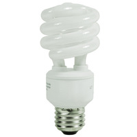 13 Watt - CFL - 60W Equal - 2700K Warm White - 82 CRI - 69 Lumens per Watt