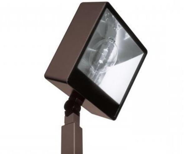 1000 Watt - High Pressure Sodium Flood Light Fixture Image