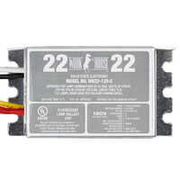 Fulham Workhorse 22 WH22-120-C - (1) Lamp - 120 Volt - Instant Start - 0.87 Ballast Factor