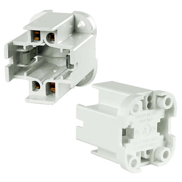 10 to 13 Watt - CFL Socket - 4 Pin G24q Image