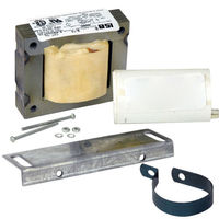 Advance 71A7707001DB - 35 Watt - High Pressure Sodium Ballast with Integral Ignitor - ANSI S76 - 120 Volt - Power Factor 90% - Max. Temp. Rating 221 Deg. F - Includes Dry Capacitor and Bracket Kit