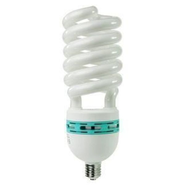 Spiral CFL - 105 Watt - 400W Equal - 6500K Full Spectrum Daylight Image
