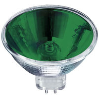 50 Watt - MR16 - Green - FNE - Spot - 4,000 Life Hours - 12 Volt