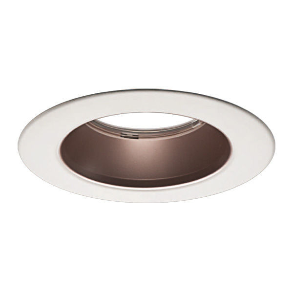 Cree LT4-15AW - 4 in. Diffuse Anodized Reflector with Trim Image