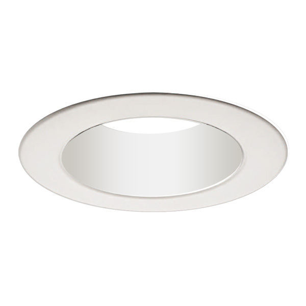 Cree LT4-15WH - 4 in. Diffuse Anodized Reflector with Trim Image