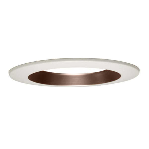 Cree LT6AW - 6 in. Diffuse Anodized Reflector with Trim Image