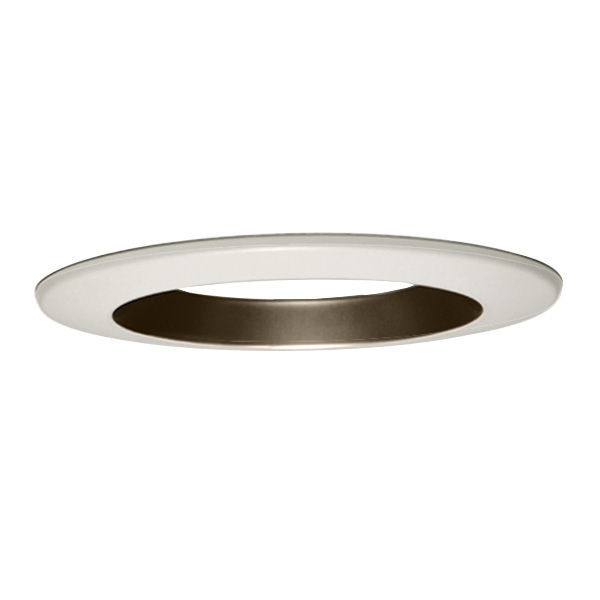 Cree LT6AG - 6 in. Diffuse Anodized Reflector with Trim Image