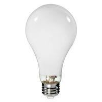 100 Watt - Mercury Vapor - 4400 Lumens - 3700K - Coated - Medium Base - ANSI H38 - H38MP-100/DX - Philips 35658-4