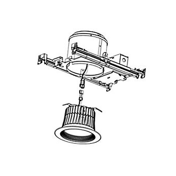 Cree LR6-277V - LED Downlight  Image
