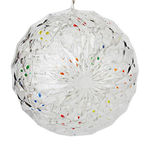 (20) MULTI-COLOR LEDs - 6 in. dia. Starlight Sphere Image