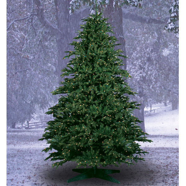10 ft. x 69 in. Artificial Christmas Tree Image