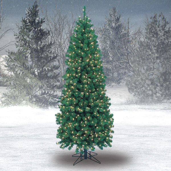 8 ft. x 36 in. Artificial Christmas Tree Image