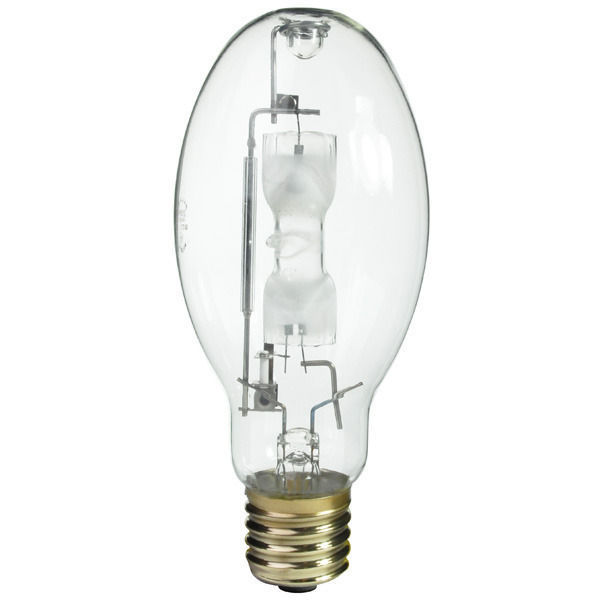 Plusrite 1054 - Red - 400 Watt - ED37 - Color Metal Halide Image