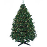 9 ft. x 62 in. Artificial Christmas Tree Image