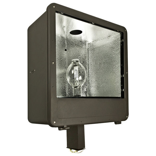 W Metal Halide Pulse Start Flood Light Fixture - Metal halide light fixture