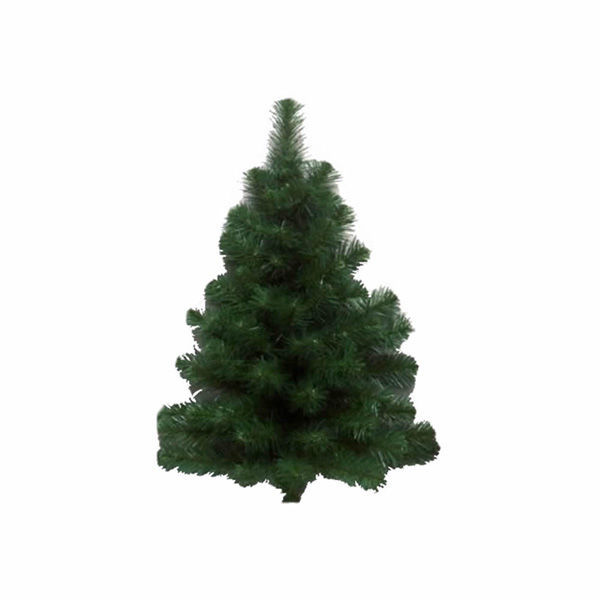 2 ft. Artificial Half Wall Christmas Tree Image