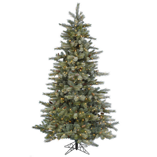 15 ft. x 102 in. Artificial Christmas Tree Image