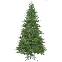 9 ft. x 60 in. - Mixed Country Pine - 1956 Classic Tips - Unlit - Vickerman Artificial Christmas Tree