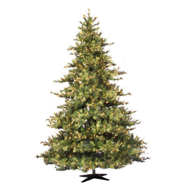 10 ft. x 75 in. Artificial Christmas Tree Image