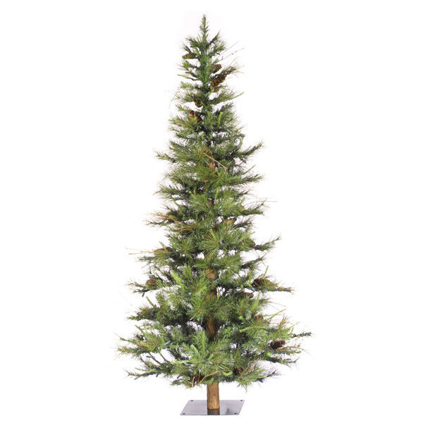 6 ft. x 42 in. Artificial Christmas Tree Image
