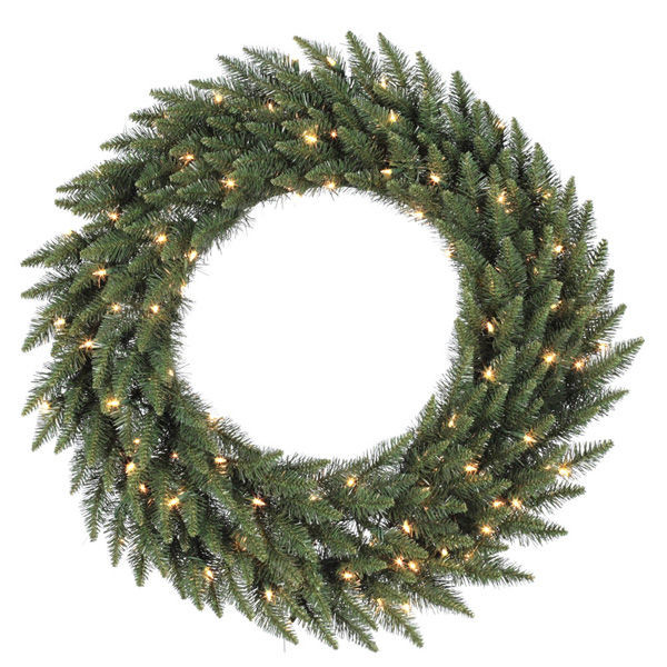 10 ft. Christmas Wreath Image