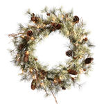 2 ft. Christmas Wreath Image