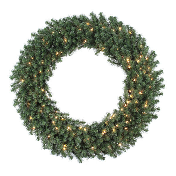 4 ft. Christmas Wreath Image