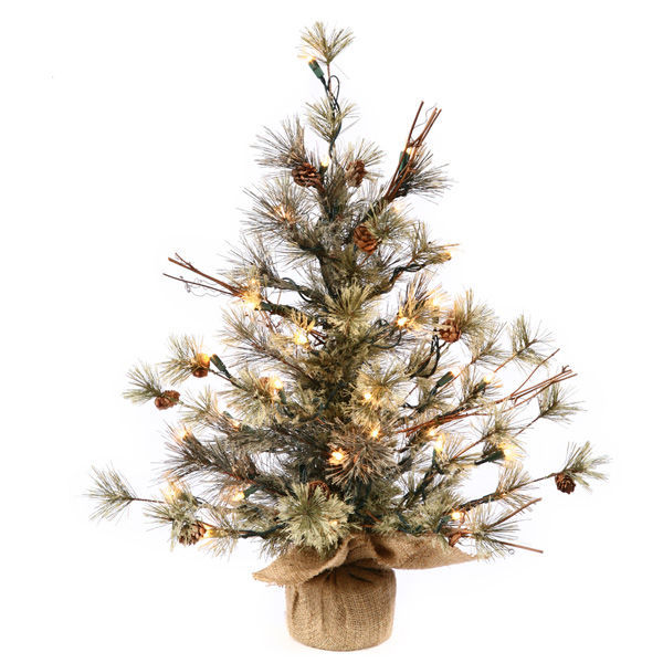 2 ft. Potted Christmas Tree Image