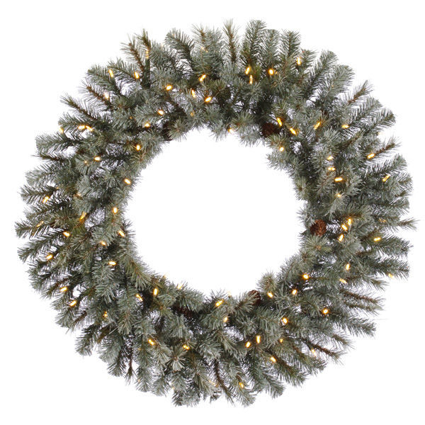 6 ft. Christmas Wreath Image