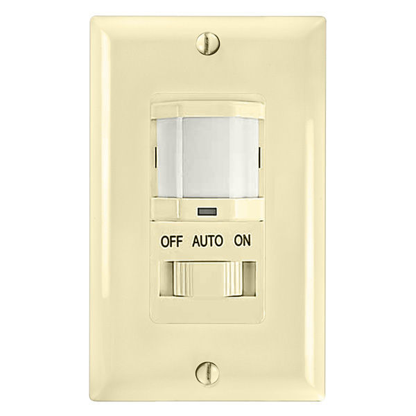 Intermatic IOS-DSIMF-IV - 150 Deg. PIR Occupancy Sensor with Slide Image